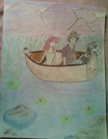 The Little Country Mermaid by K9girl06