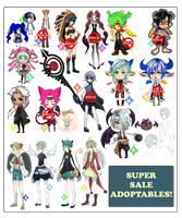 [6/17] Super Sale Adopts! by Meicker