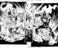 Firestorm first look by Cinar