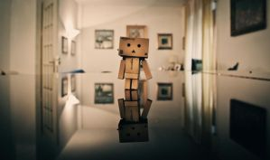 Danbo by myfamilysmistake