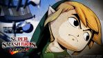 TOON LINK WALL by PhazonRidley