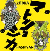 Single Cover for Zebra's and Hashiyan's Matryoshka by Animeman1000