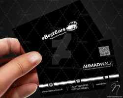 Auto Business Cards by DesignerHuts