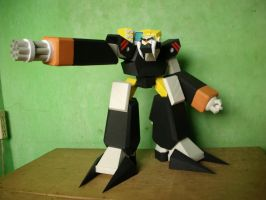 Papercraft Alternate Jamie's Mech by MarcGo26