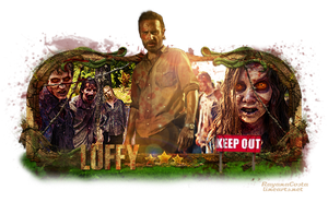 The Walking Dead by Ayanashii