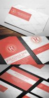 Creative Business Card N4 by vitalyvelygo