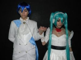 Cendrillon Cosplay - Kaito and Miku 35 by Yuko-NekoTsundere