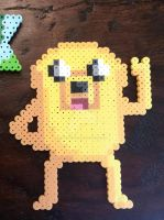 Jake the Dog by right2bearcharms