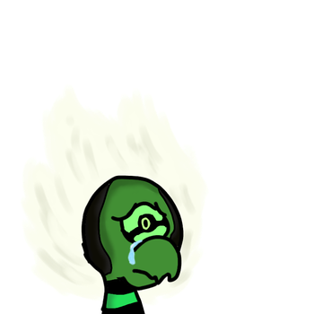 Centipeetle headshot by shimmerthedragon