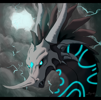 Storm is brewing by Symrea