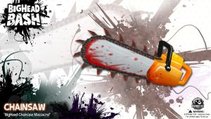 BHB Chainsaw Wallpaper by SpicyHorseOfficial