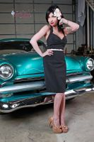 HotRods and Pinups by nikkivicious