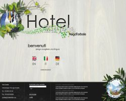 hotel site sketch index by Margheh