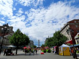 Place Jacques-Cartier by Kitteh-Pawz