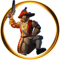 Toy Soldier Gangplank Icon by ElementaryStorm