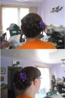 Loose Formal Updo by cutiepie19932