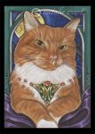 Bejeweled Cat 21 by natamon