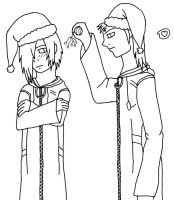 A Zemyx X-mas by fanfiction-fanatic