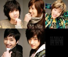 FT Island by jumigrace