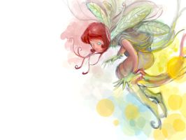 Fairy by angelmarthy