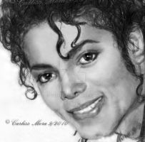 MJ-Im In Love With A BeautifulBoy by CezLeo