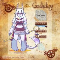 Gashakey - Aude (Edit) by Dark-Chusan