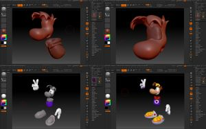 Rayman Progress 02 by sav8197