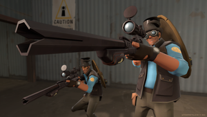 [SFM] Gibus Snipers by McTaylis