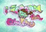 Ice Scream for Cthulhu! by ScrawnySquall