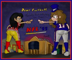 Thank You NFL 11 by AgentC-24