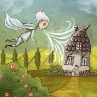 Wind and the House by nena211