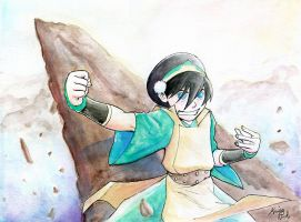 Toph by NicoBlue