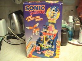 Sonic Mountain Quest Game 2 by DazzyDrawingN2