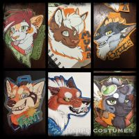 Traditional badge slots! by Sharpe19