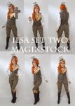 Ilsa set 2 by magikstock