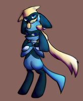 Riolu brothers by VickH