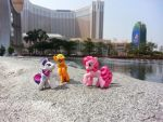 Entry: Ponies Around the World 2014 (3) by meto30