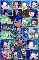 Sonic The Hedgehog. by PrincessEmerald7