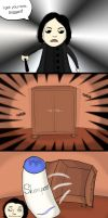 Snape's worst nightmare by IVDP