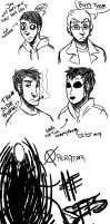 Marble Hornets by mellow-monsters