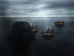 Pirate Ships. by furiax