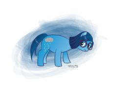 Mlp Sadness by metonnika
