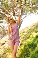 Louise C - pink overalls reprised 1 by wildplaces