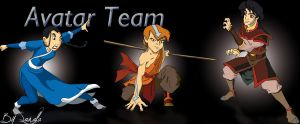 Team Avatar by Sonala
