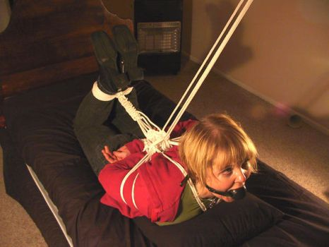 Betty Hogtied 2 by mutts-nuts