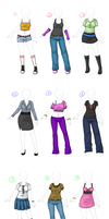 Clothing Designs - January by jeevani