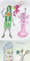 Old stuff from Grizelda's Blog 2 by TheGoldenAquarius