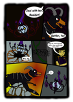 SxL Round One Page Two by TheMortonator
