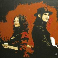 The White Stripes by juiceinthedark