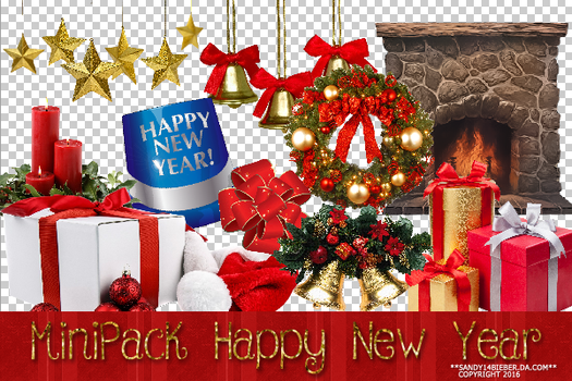 +MiniPack Happy New Year. by EDFTeam